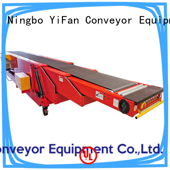 YiFan tail conveyor belting competitive price for storehouse