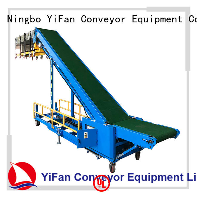 YiFan Professional portable conveyor system company for warehouse
