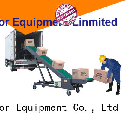 YiFan truck truck unloading company for warehouse