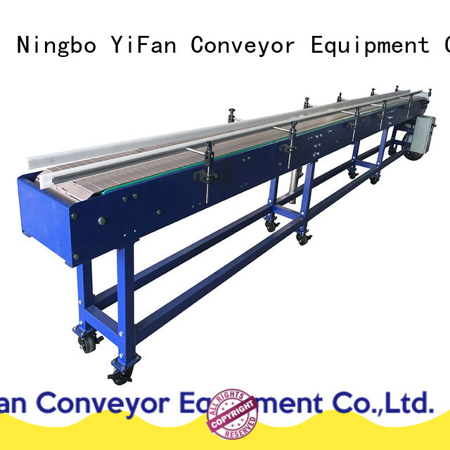 excellent chain conveyor stainless popular for cosmetics industry