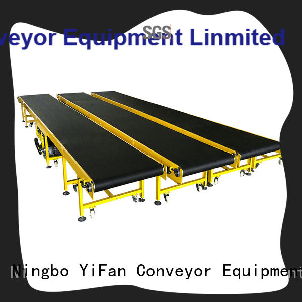YiFan heavy belt conveyor manufacturer purchase online for logistics filed
