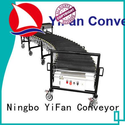 YiFan hot sale flexible conveyor factory for workshop