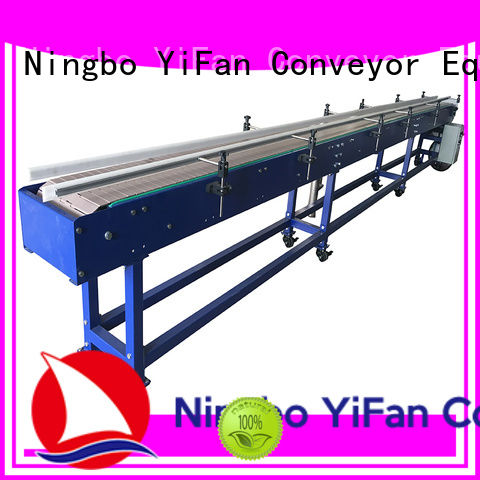 factory supplier conveyor chain manufacturers slat with favorable price for beverage industry