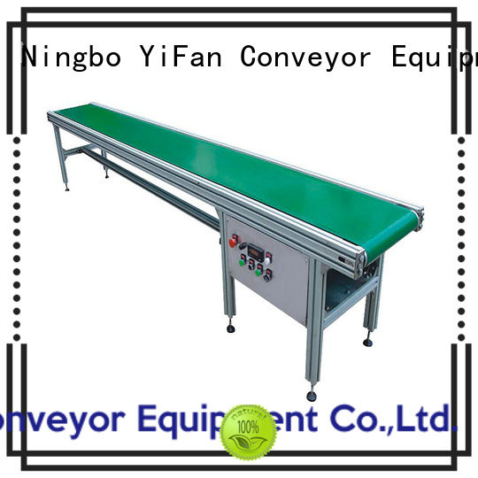 professional belt conveyor manufacturer modular for packaging machine