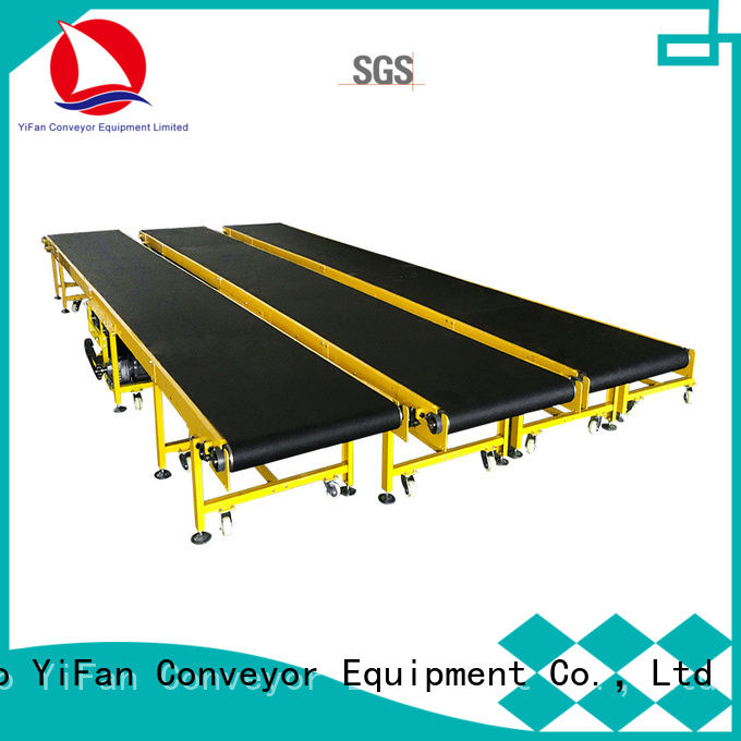 YiFan steel belt conveyor purchase online for food industry