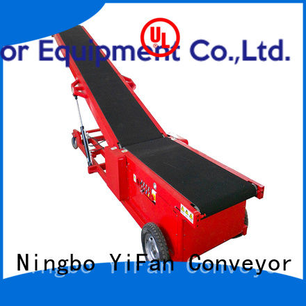 YiFan Professional truck loading conveyor systems chinese manufacturer for airport