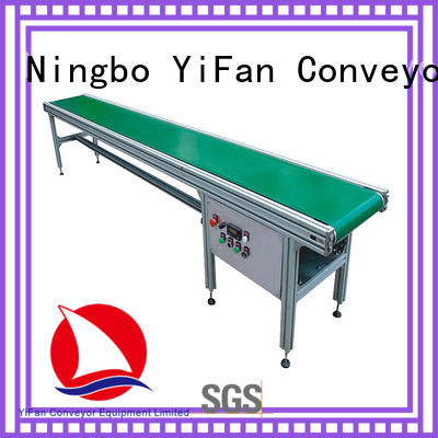 professional belt conveyor system belt with good reputation for food industry
