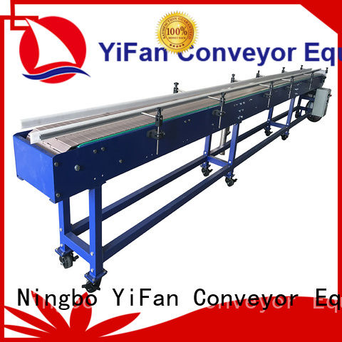 durable top chain conveyor plastic inquire now for beverage industry