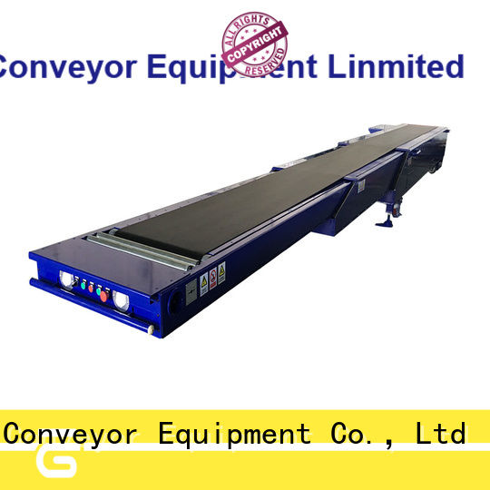 YiFan wholesale cheap telescopic conveyor belt with good reputation for warehouse