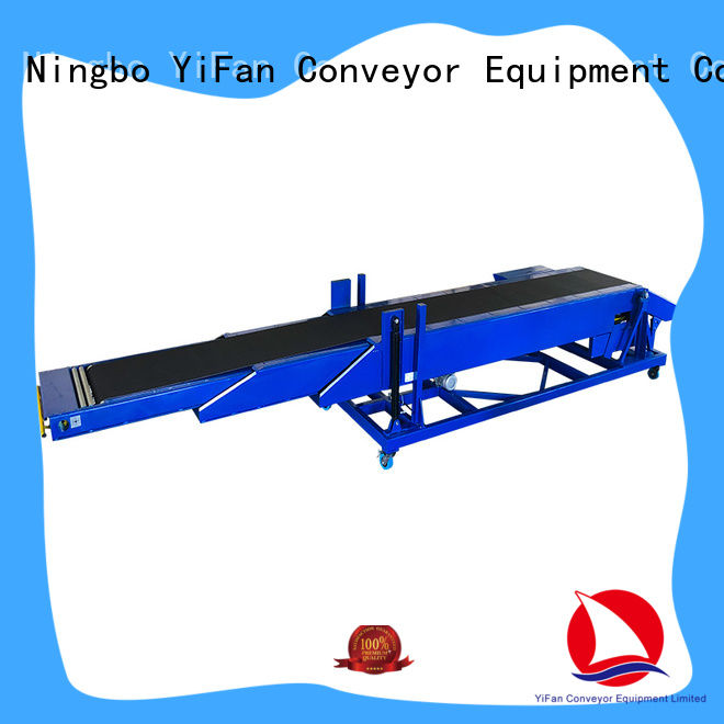 YiFan belt loading and unloading system for dock