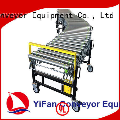 YiFan hot sale automated flexible conveyor inquire now for workshop