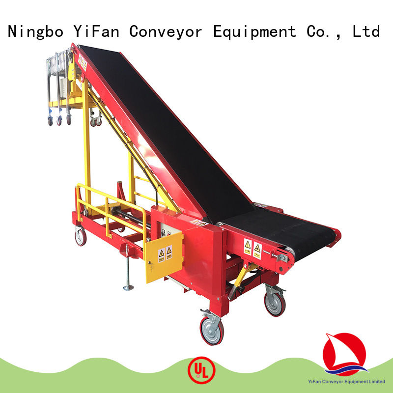 YiFan good conveyor systems manufacturers company for factory