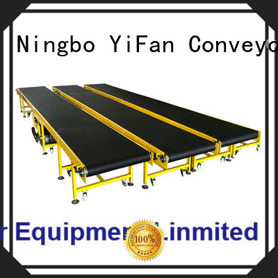 duty belt conveyor for light industry YiFan