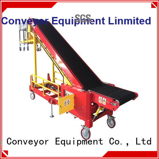 YiFan hot recommended truck loading belt conveyor China supplier for airport