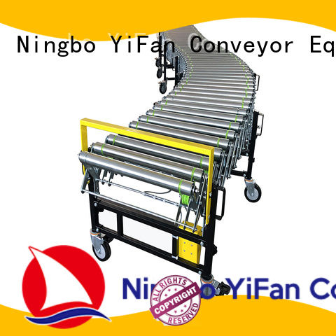 hot sale flexible gravity conveyor roller request for quote for dock