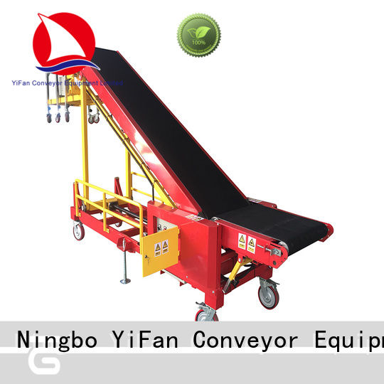 YiFan hot recommended conveyor manufacturers China supplier for factory