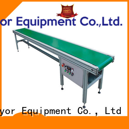 YiFan assembly belt conveyor manufacturer with bottom price for medicine industry