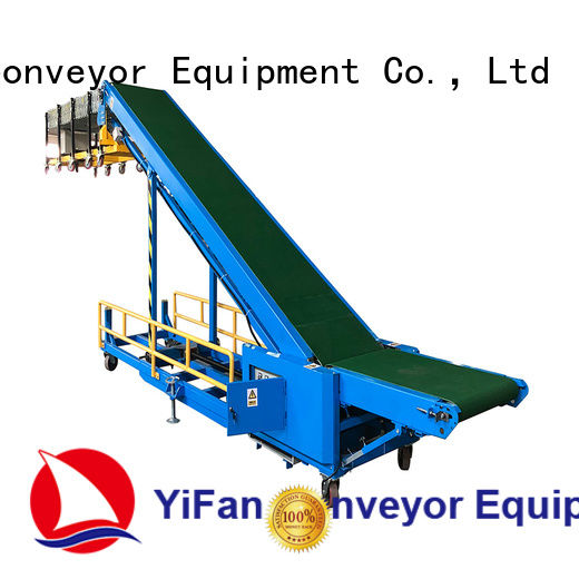YiFan auto conveyor manufacturers chinese manufacturer for warehouse