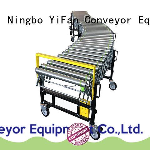 YiFan conveyor flexible conveyor system quick transaction for storehouse