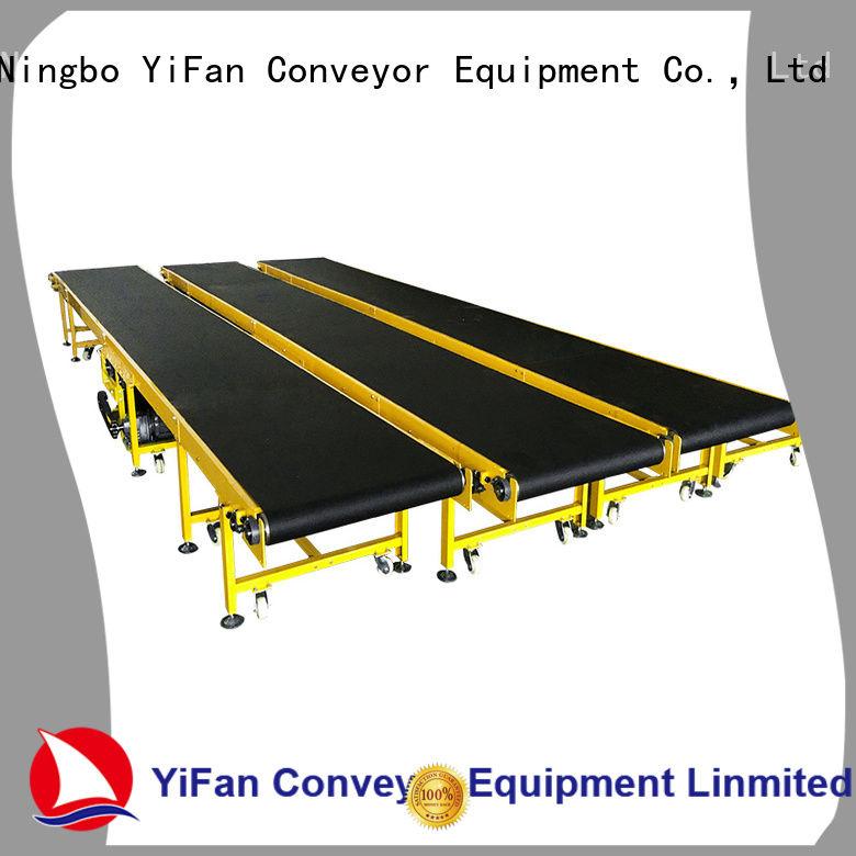 most popular roller belt conveyor manufacturers degree for food industry