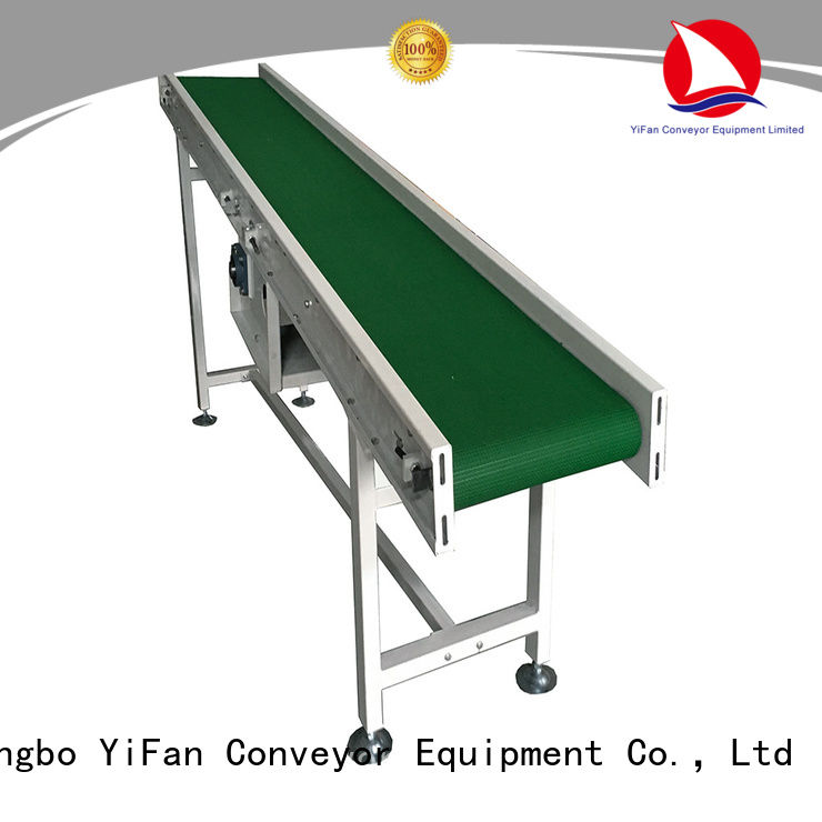 2019 new designed belt conveyor modular purchase online for medicine industry