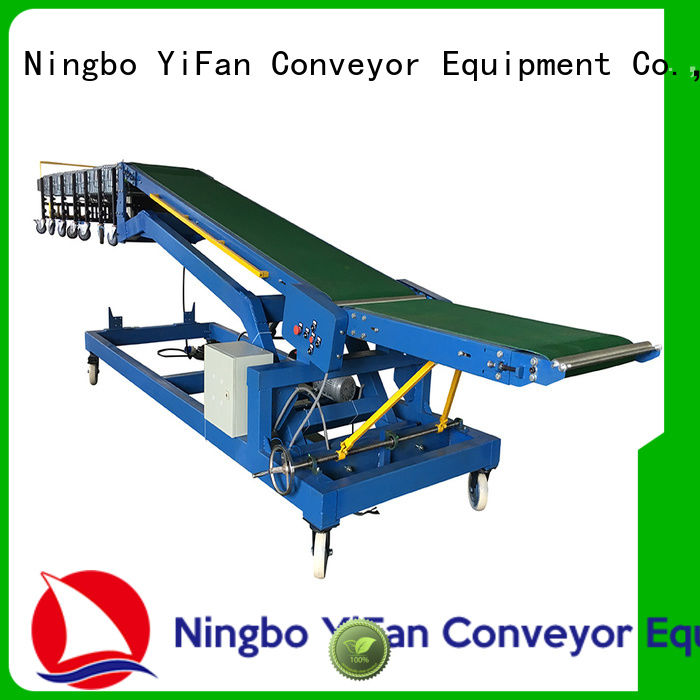 YiFan auto truck conveyor manufacturer for factory