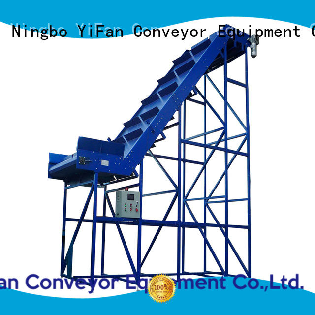 YiFan most popular conveyor belt suppliers awarded supplier for light industry