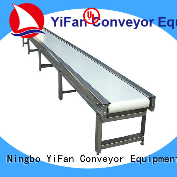 YiFan aluminum conveyor belt system manufacturers purchase online for medicine industry