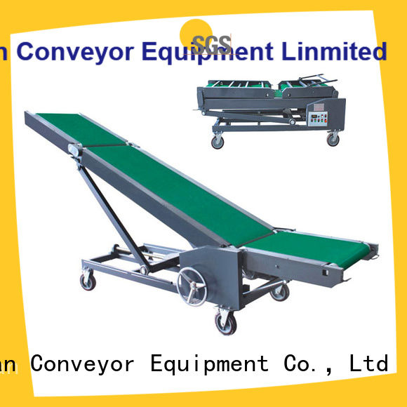 YiFan loading conveyor systems manufacturers chinese manufacturer for factory