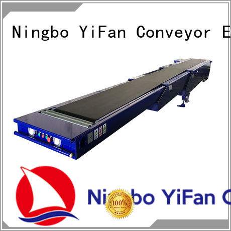 YiFan wholesale cheap container loading platform competitive price for storehouse