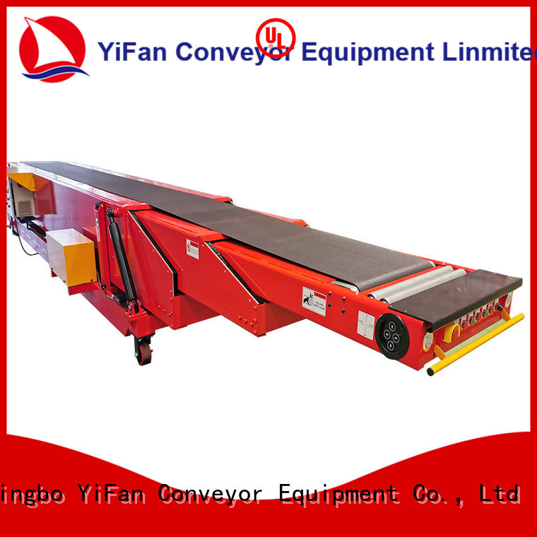 YiFan conveyor conveyor system manufacturers with good reputation for harbor