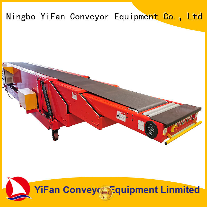 container loading platform 40ft with bottom price for mineral