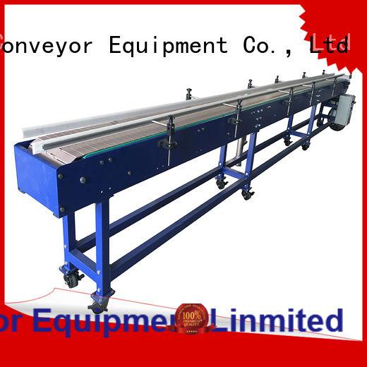 YiFan steel slat conveyor wholesale for printing industry