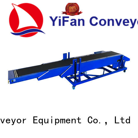 YiFan best transport conveyor competitive price for seaport