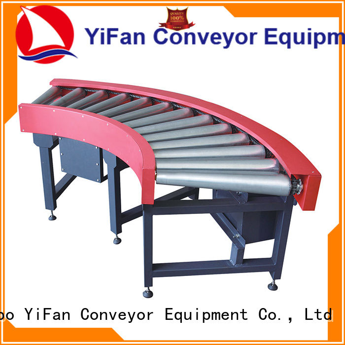 YiFan roller gravity roller conveyor from China