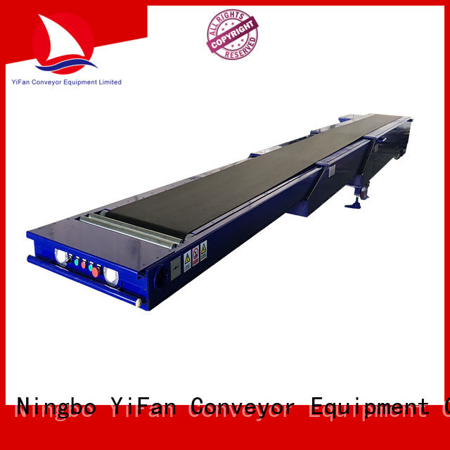 high performance loading and unloading system platform widely use for dock
