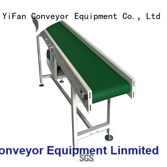 most popular belt conveyor inclined with bottom price for medicine industry