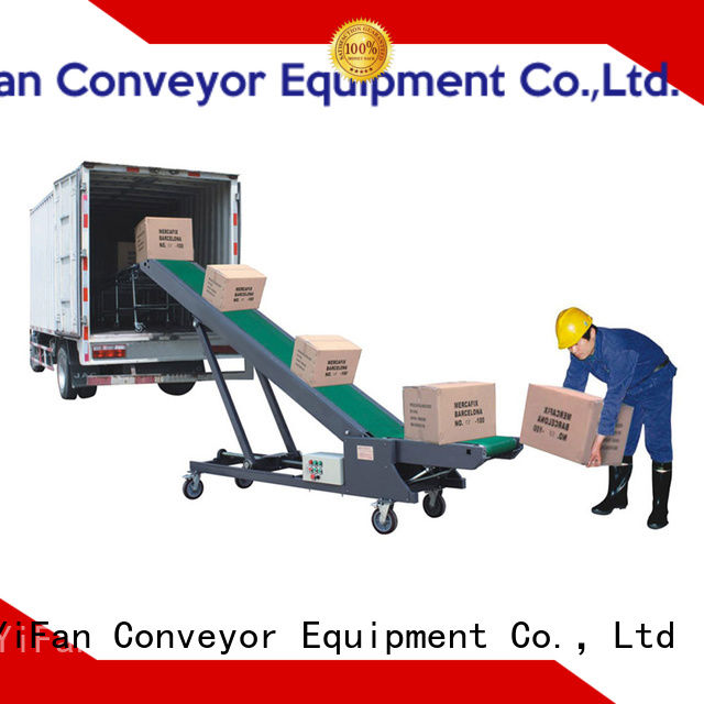 buy conveyor system simple online for dock