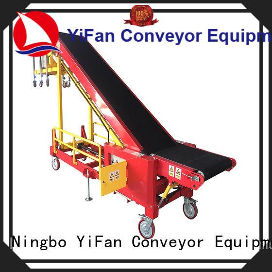 YiFan buy truck unloading online for warehouse