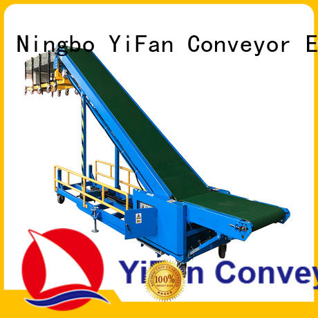 YiFan 2019 new conveyor systems manufacturers China supplier for airport