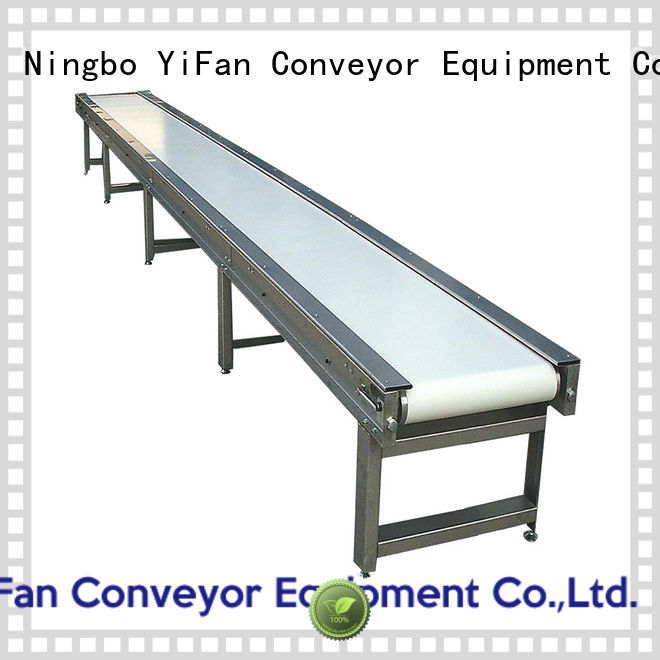 YiFan china manufacturing belt conveyor manufacturer with good reputation for medicine industry