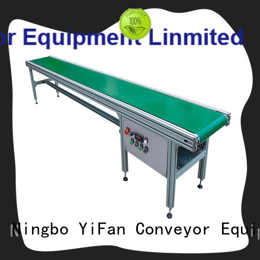 YiFan professional industrial conveyor belt manufacturers for food industry