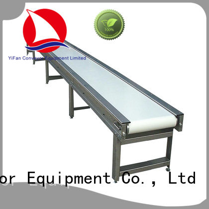 YiFan degree conveyor belt manufacturers for light industry