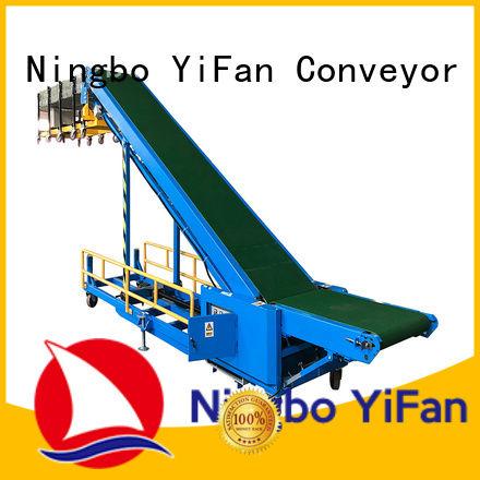 YiFan good loading conveyor online for warehouse