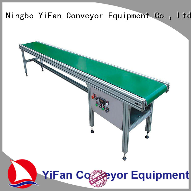buy magnetic belt conveyor manufacturers curve with bottom price for light industry