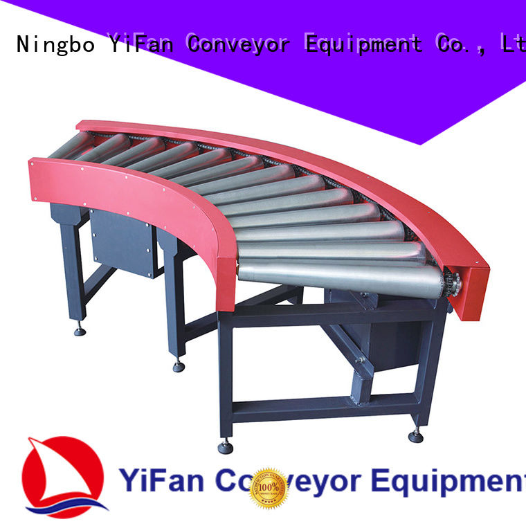 YiFan stainless conveyor roller suppliers source now for workshop