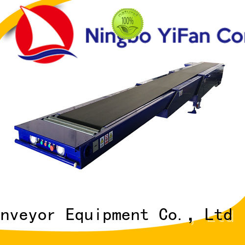 YiFan wholesale cheap transport conveyor widely use for harbor