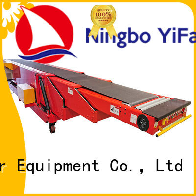 YiFan tail loading and unloading system with good reputation for storehouse