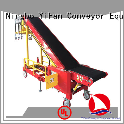 good conveyor manufacturers unloading manufacturer for airport