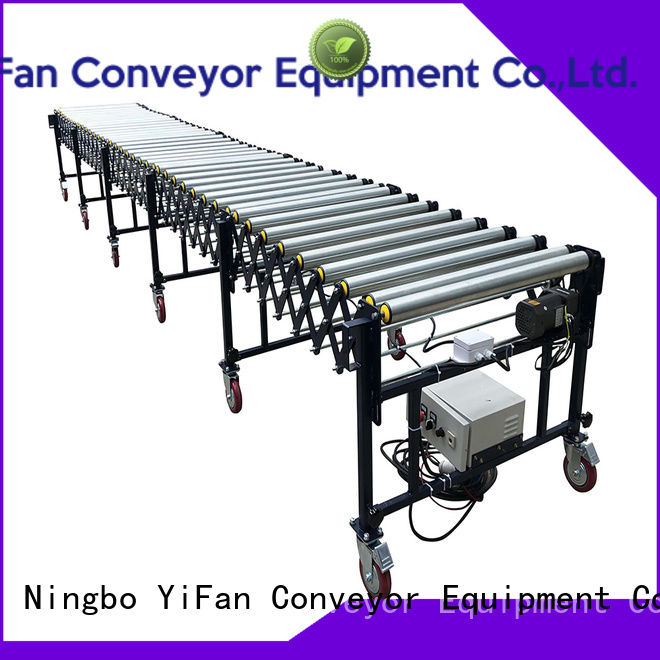 YiFan belt flexible conveyor for storehouse
